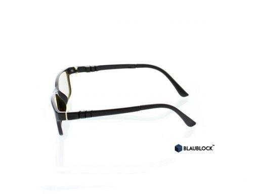 blauwlichtfilter bril - light (zijkant)